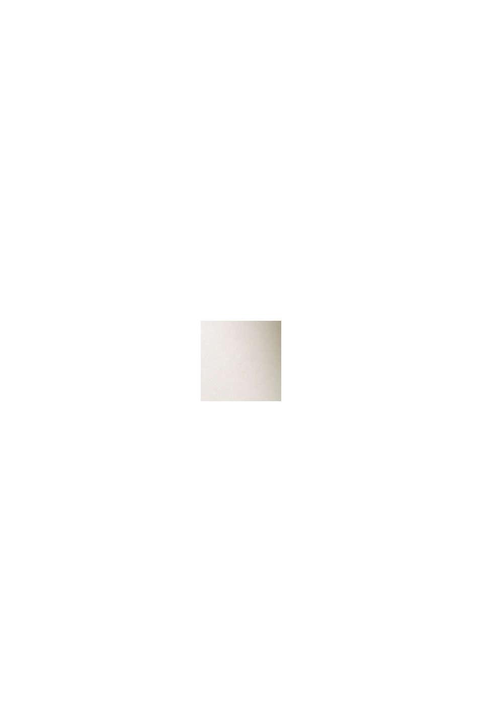 Blusenshirt mit LENZING™ ECOVERO™, OFF WHITE, swatch