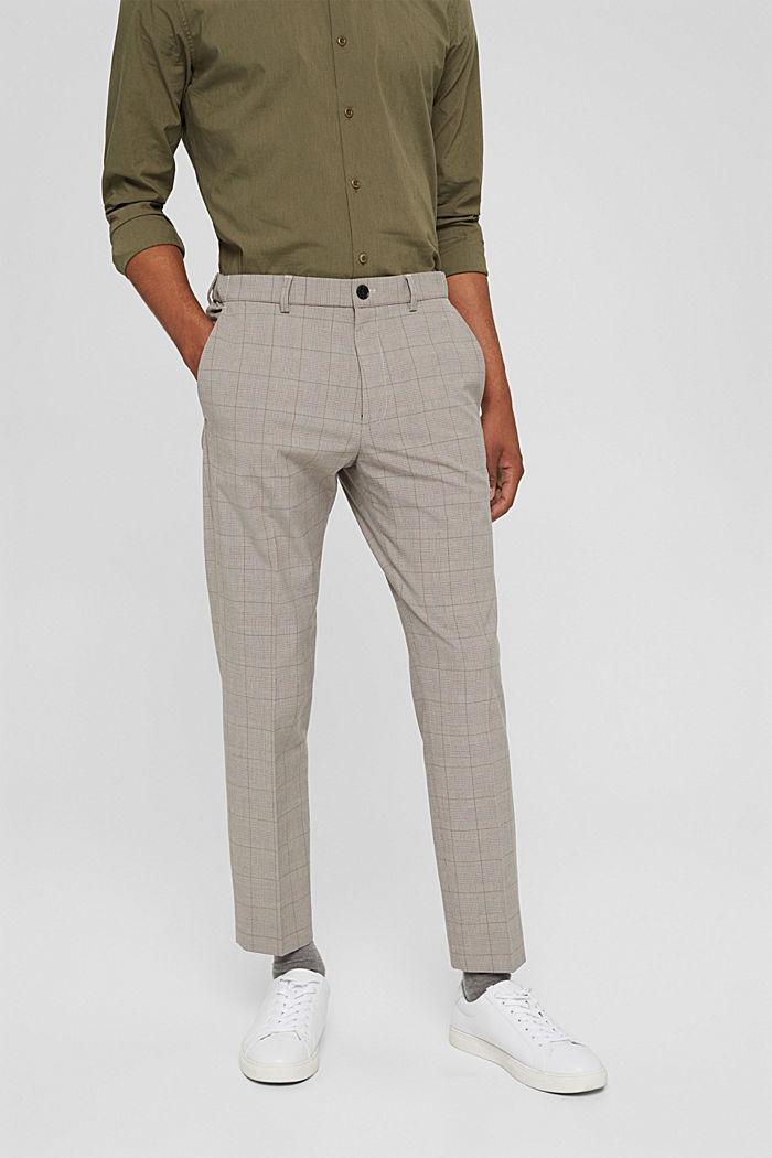 Reciclado: pantalón de traje con COOLMAX®, BEIGE, detail image number 0