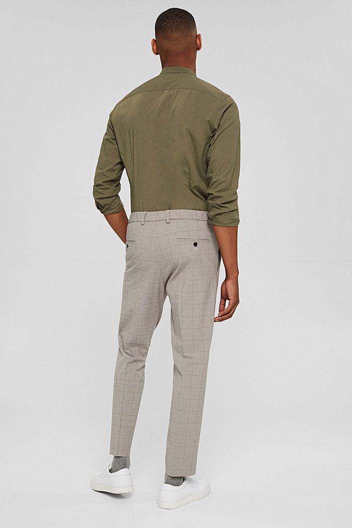 Reciclado: pantalón de traje con COOLMAX®, BEIGE, detail image number 1