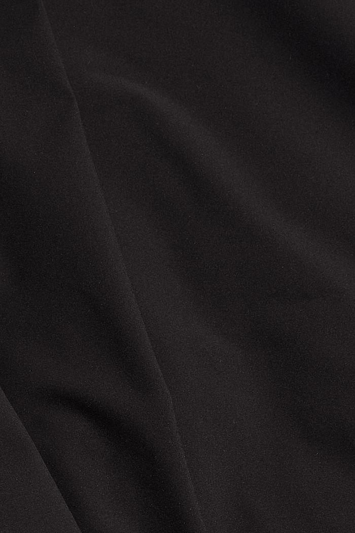 #ReimagineFlexibility: ademende broek, BLACK, detail image number 4