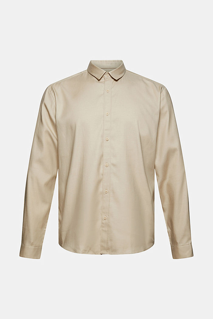 Shirt made of TENCEL™ and cotton