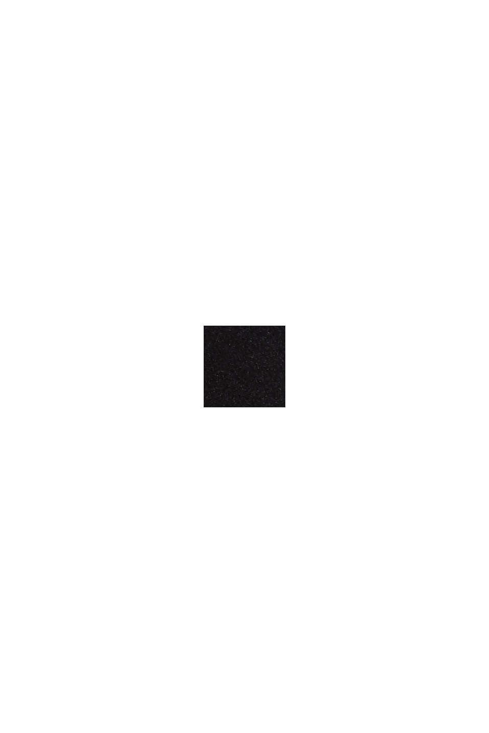 #ReimagineFlexibility: kurtka z bi-streczem, BLACK, swatch