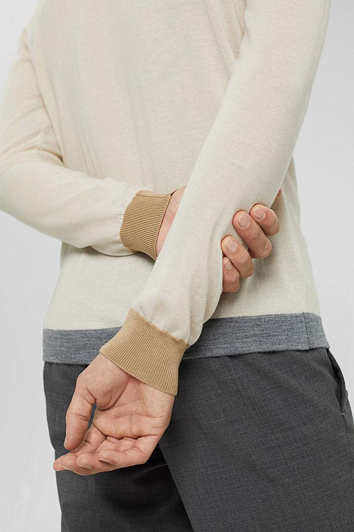 Responsible Wool: pullover af RWS-uld