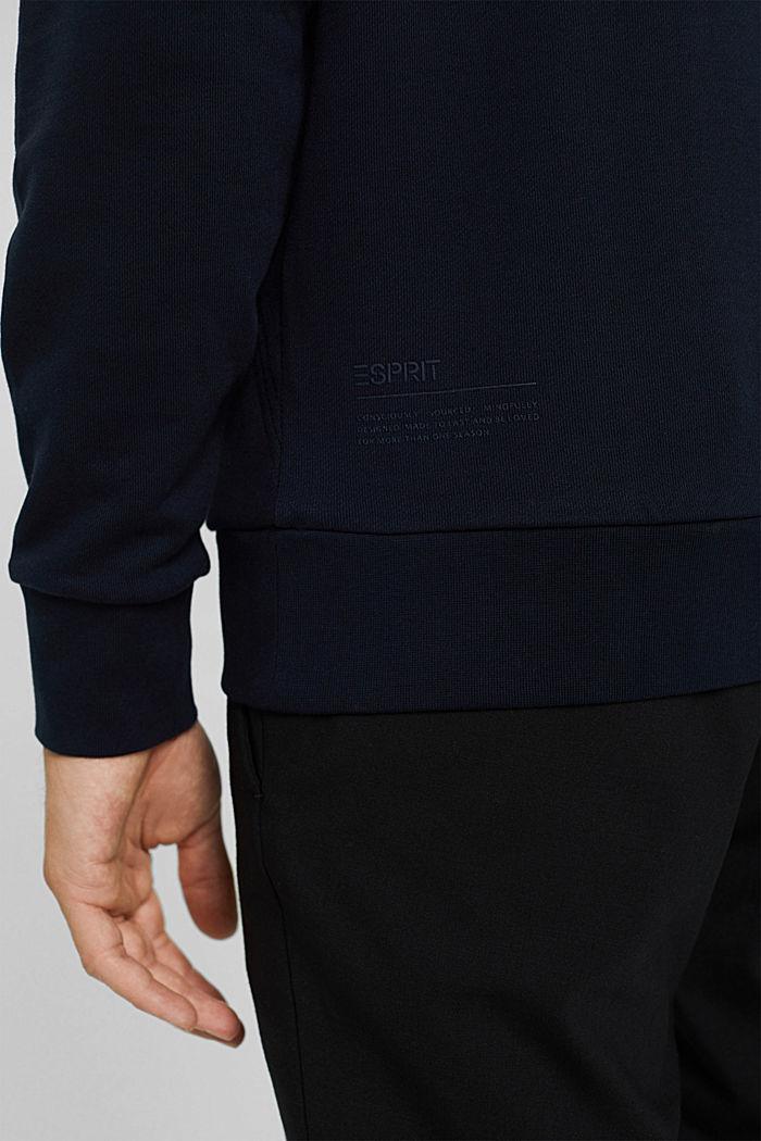 Sweat-Hoodie aus Baumwoll-Mix mit TENCEL™, NAVY, detail image number 2