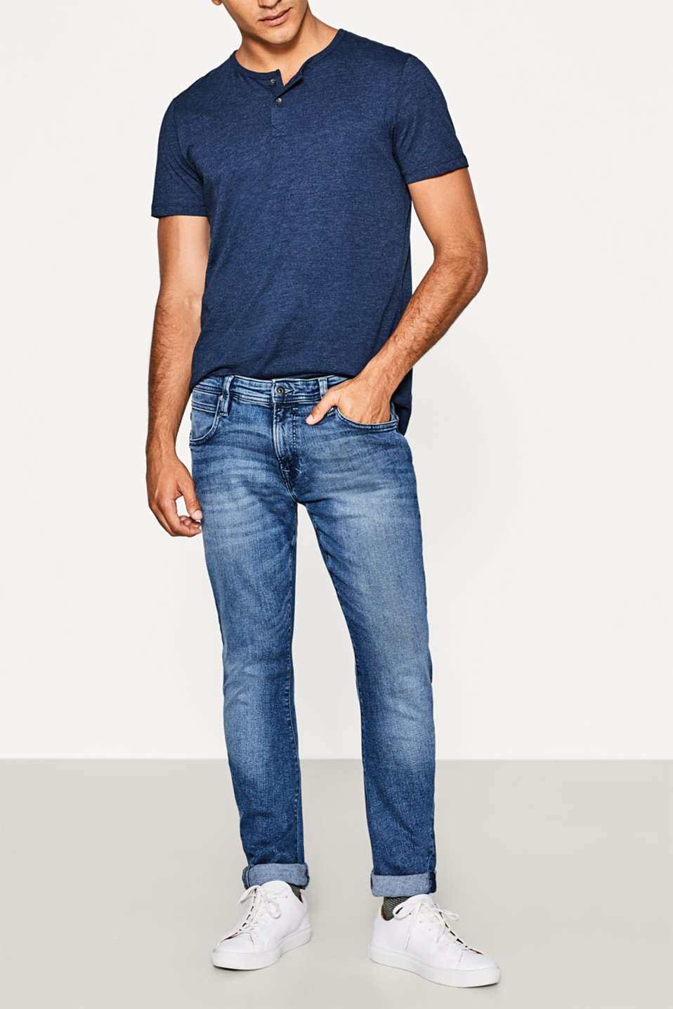 edc - Stretch jeans in organic cotton