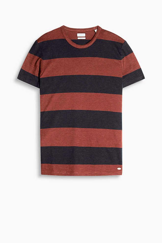 Slub-Jersey T-Shirt, 100% Baumwolle