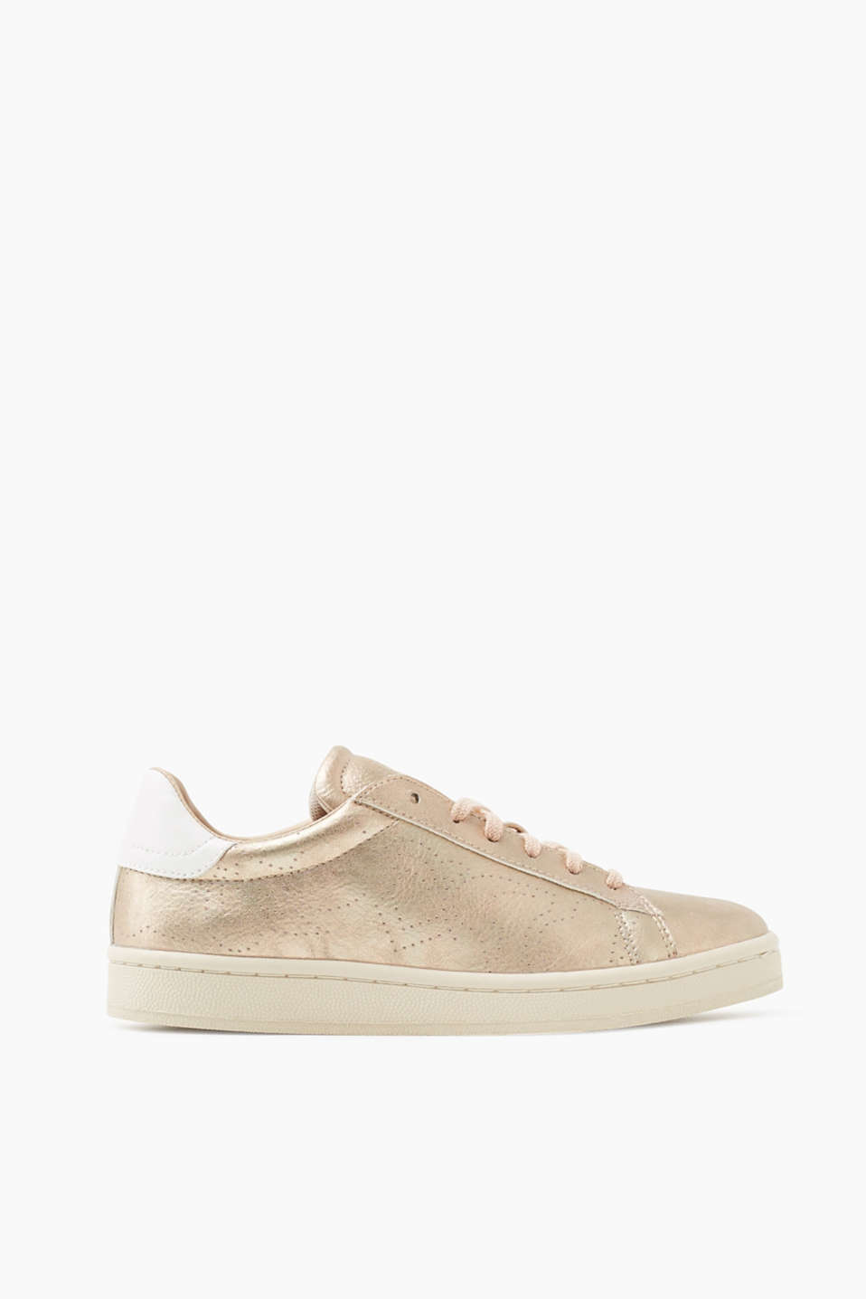 Esprit - Sporty trainers, from vegan manufacturing