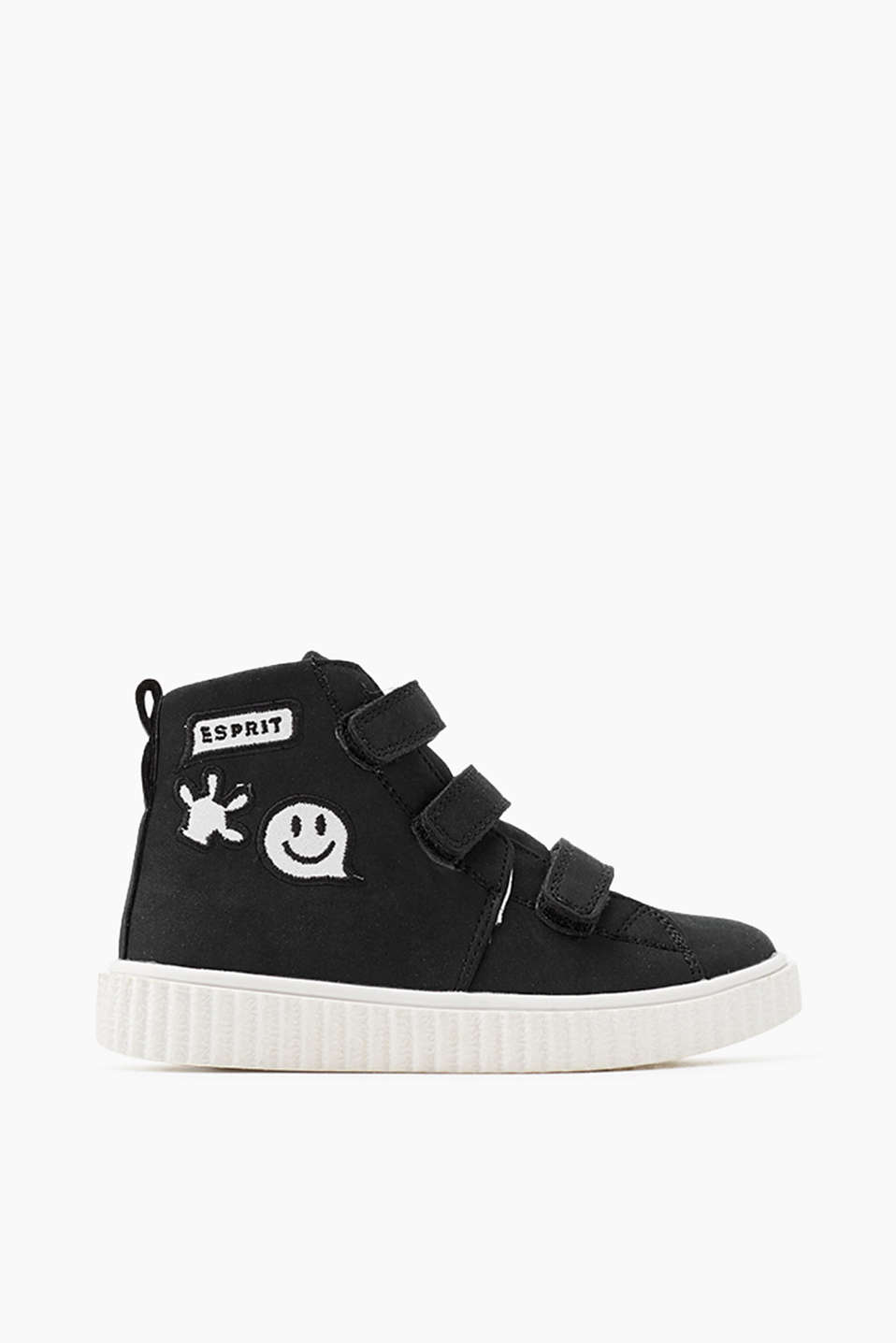 Esprit - High Top-Sneaker mit Patches