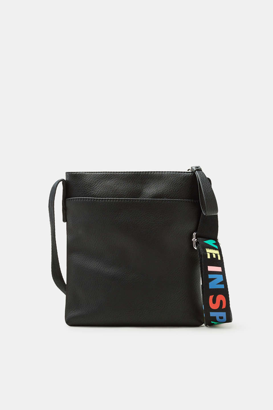 edc - Small shoulder bag with a statement strap