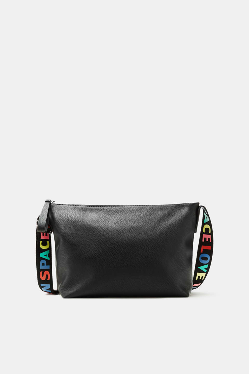 edc - Shoulder bag with a statement strap