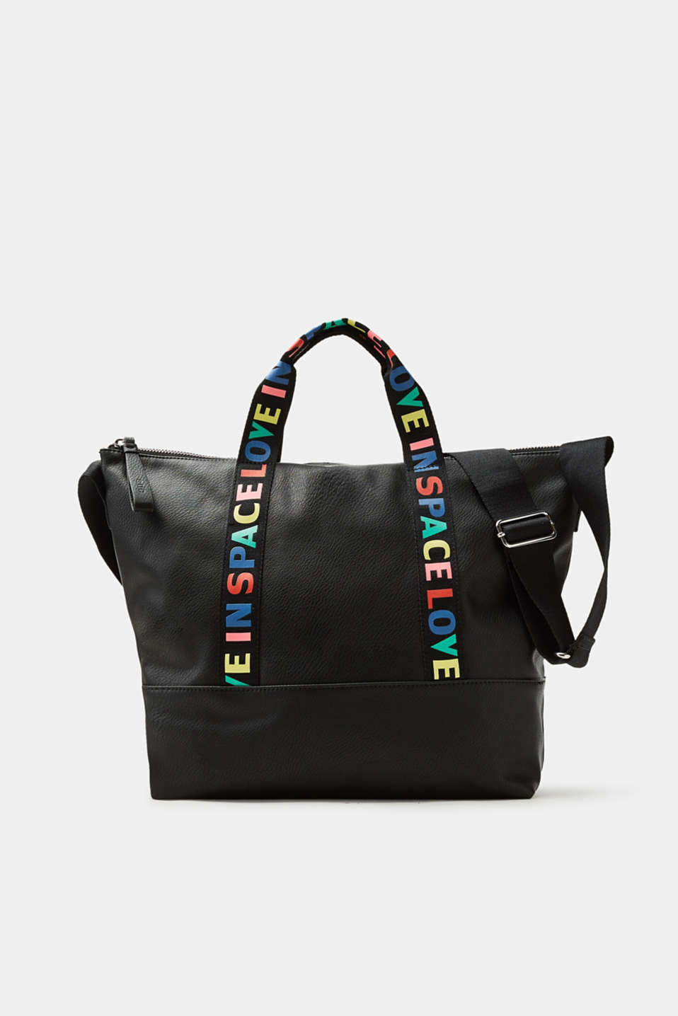 edc - Shopper bag with statement straps