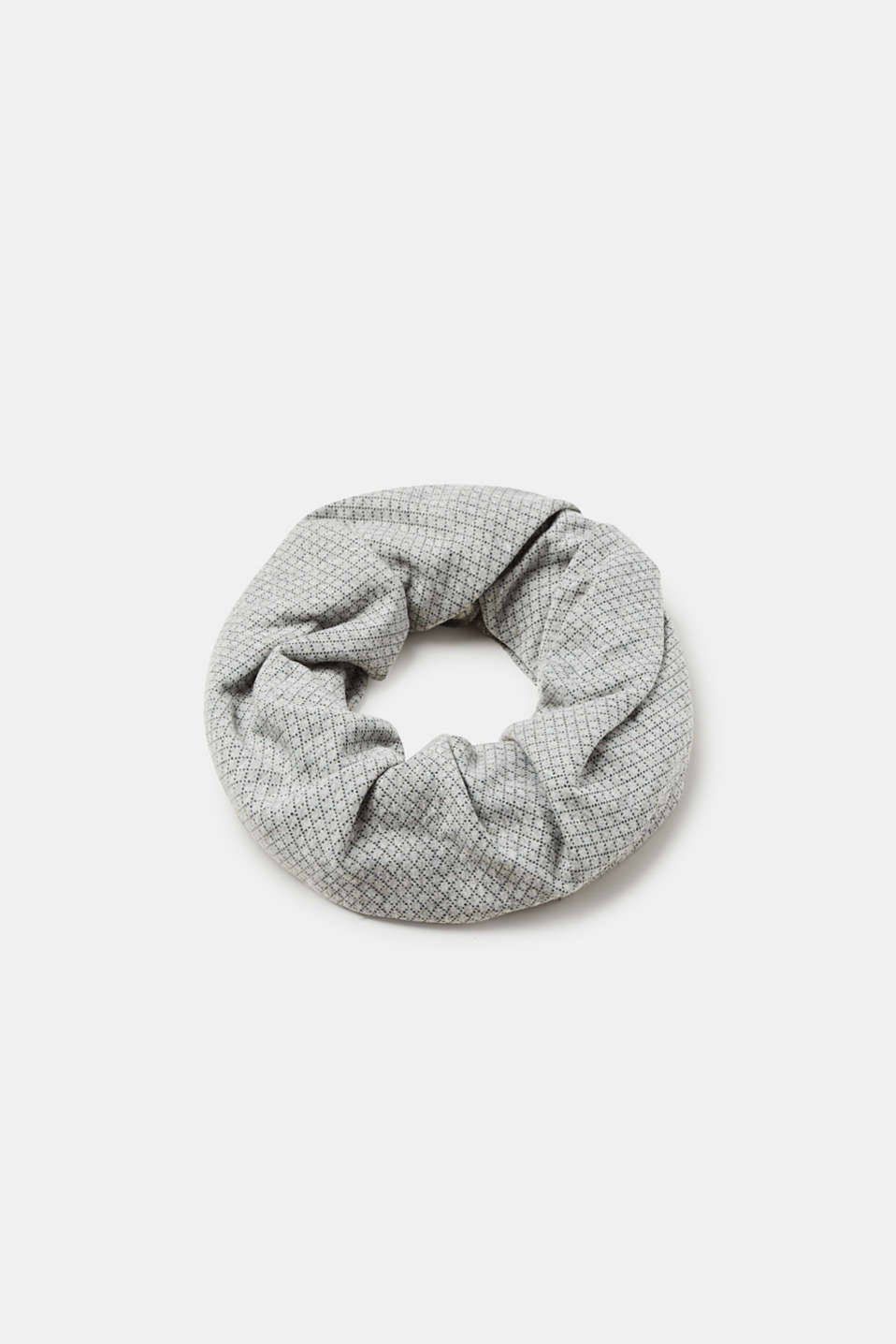edc - Textured jersey snood