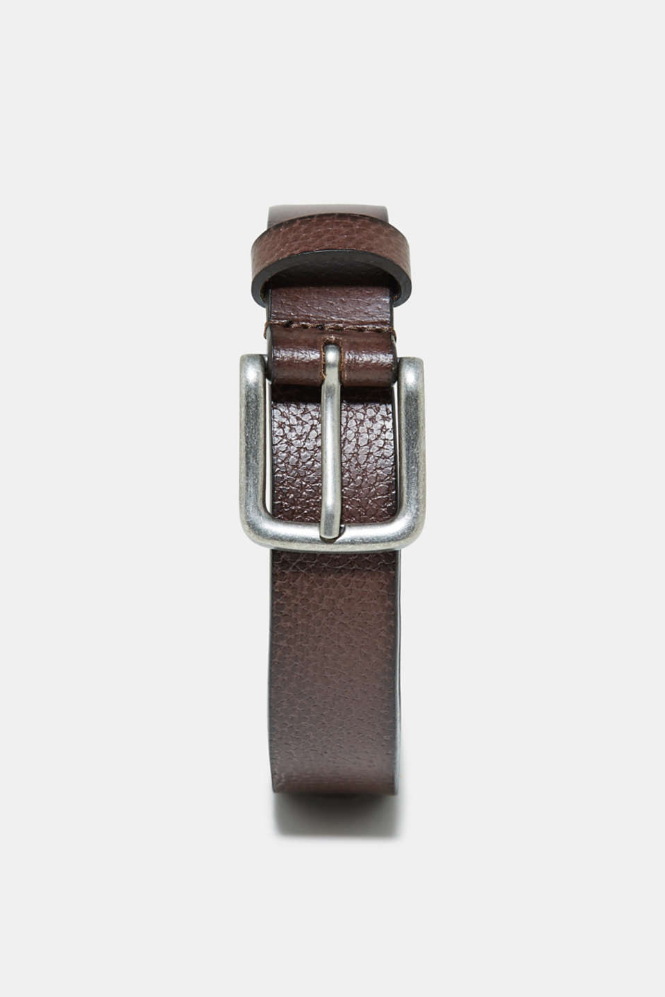 edc - Narrow belt in buffalo leather