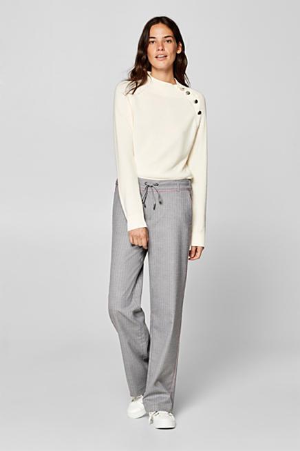 56e5c25c751b Esprit  pantaloni a zampa da donna nel nostro shop on-line