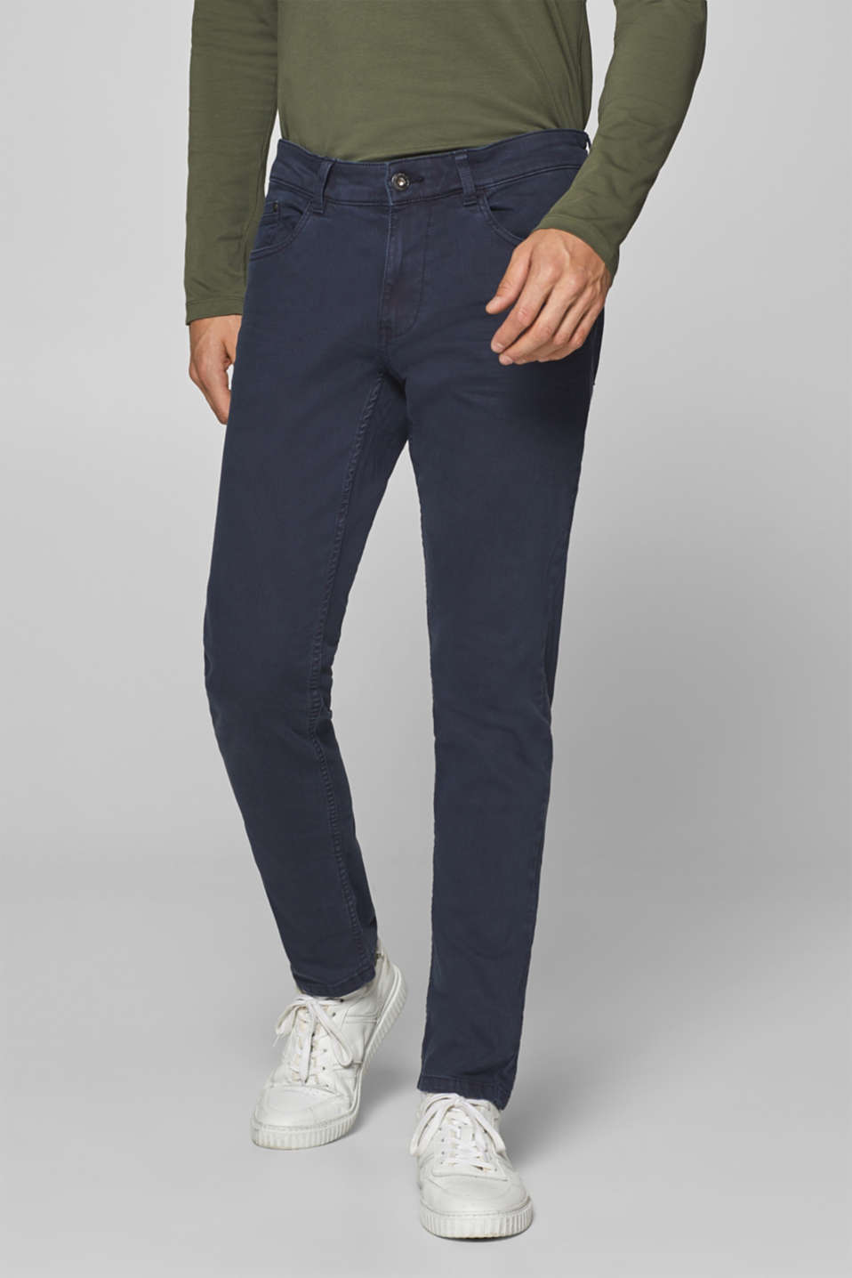 edc - Stretch jeans in trend colours