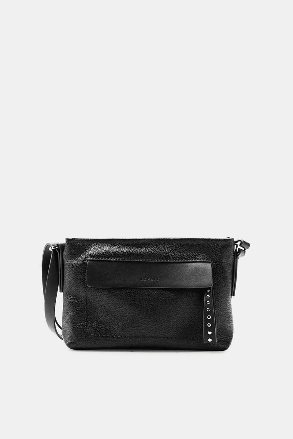 Esprit - Small shoulder bag with stud details