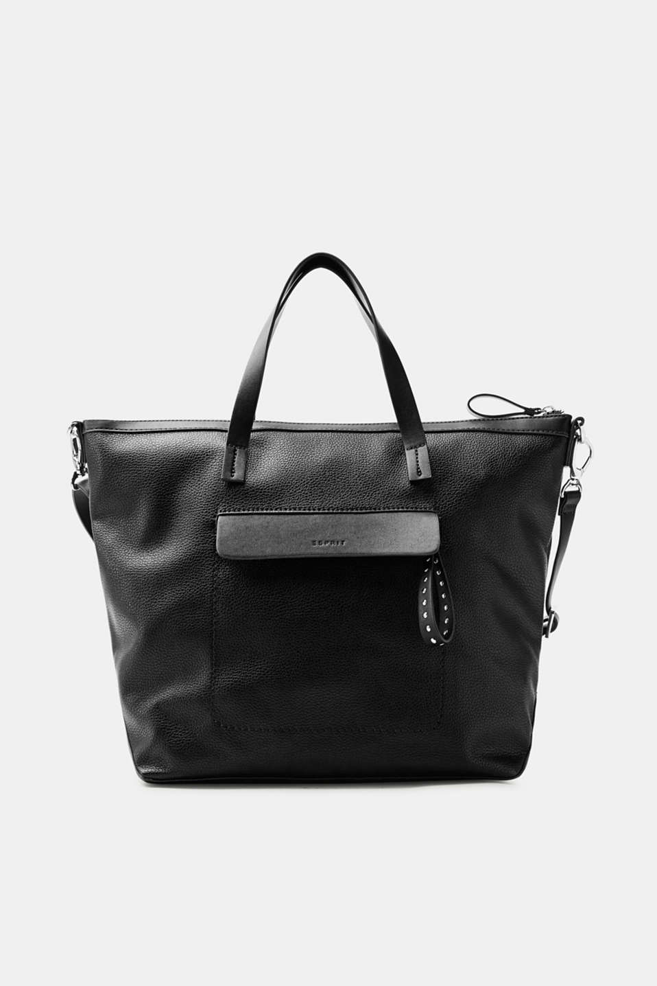 Esprit - Shopper classica in similpelle