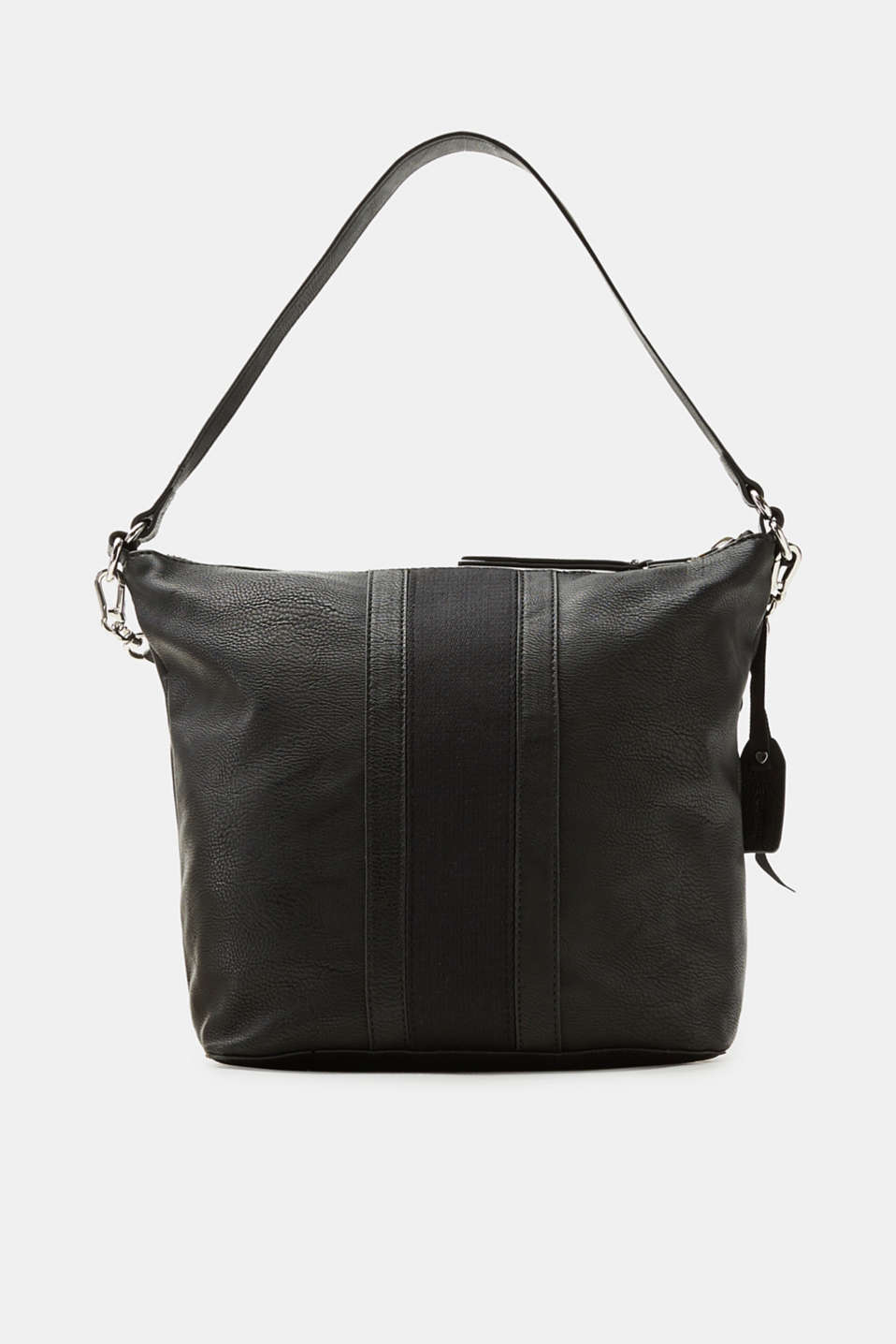 For your everyday essentials! The understated design and the practical size makes this shoulder bag an everyday favourite.