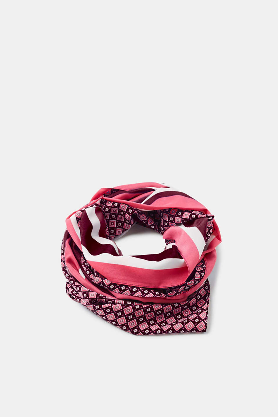 Esprit - Scarf with an all-over print