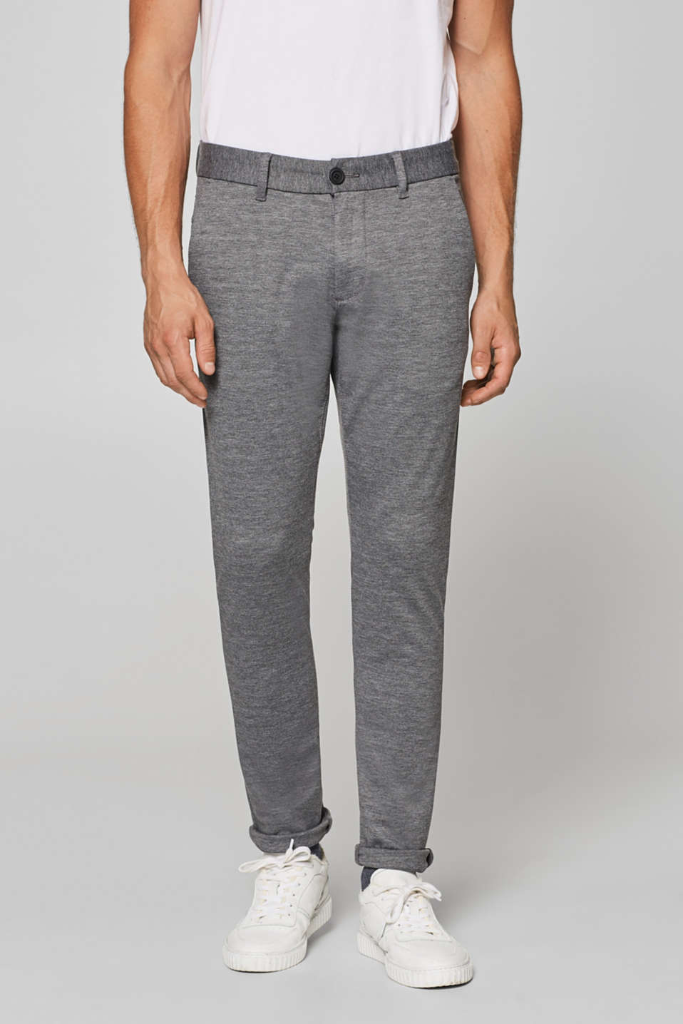 Esprit - Joggingbroek met stretch