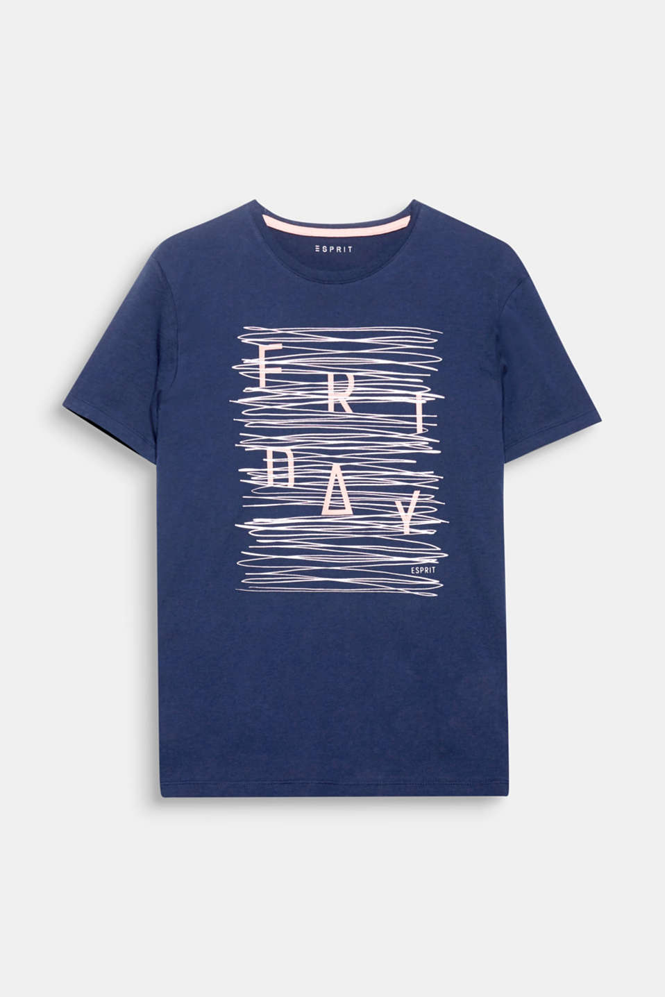 One print, one statement – with this T-shirt, you can wear Friday on your chest.