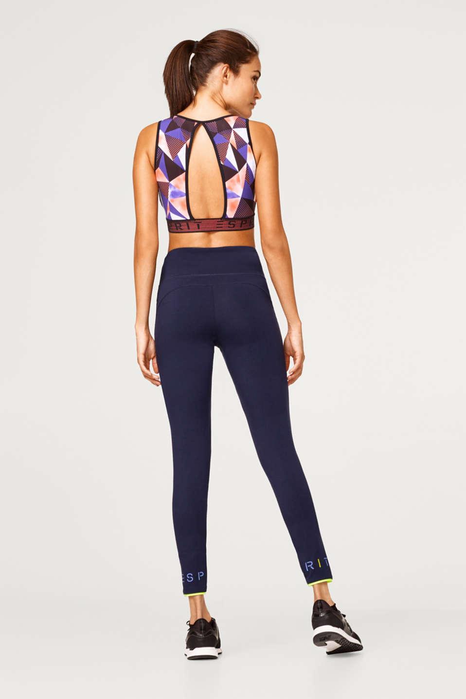 Esprit - Stretchlegging met een brede band kopen in de online shop