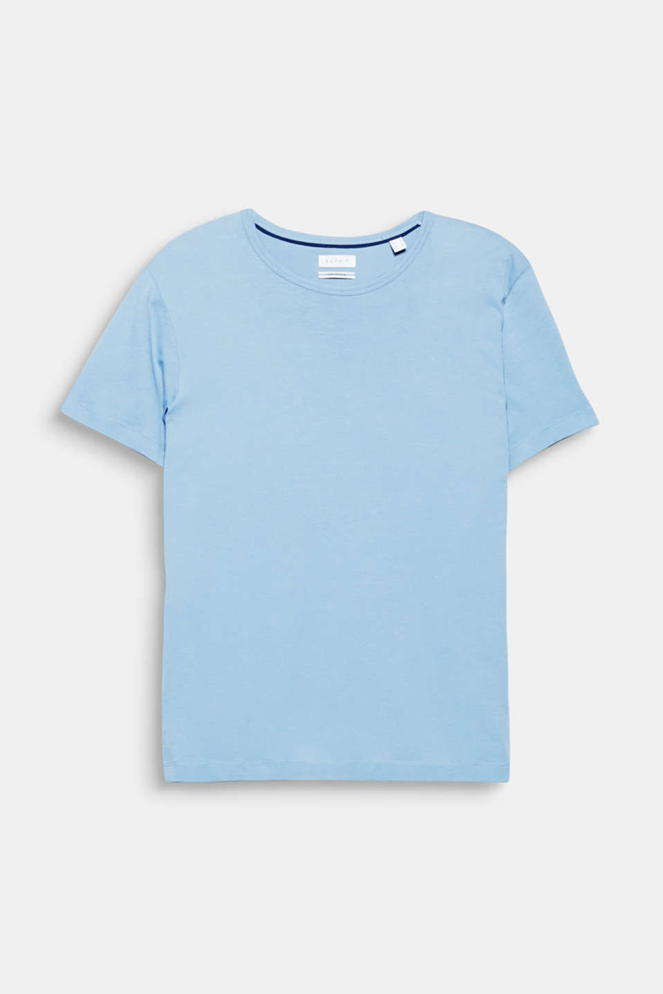 A chic basic and must-have for every wardrobe: T-shirt in fine pima cotton.