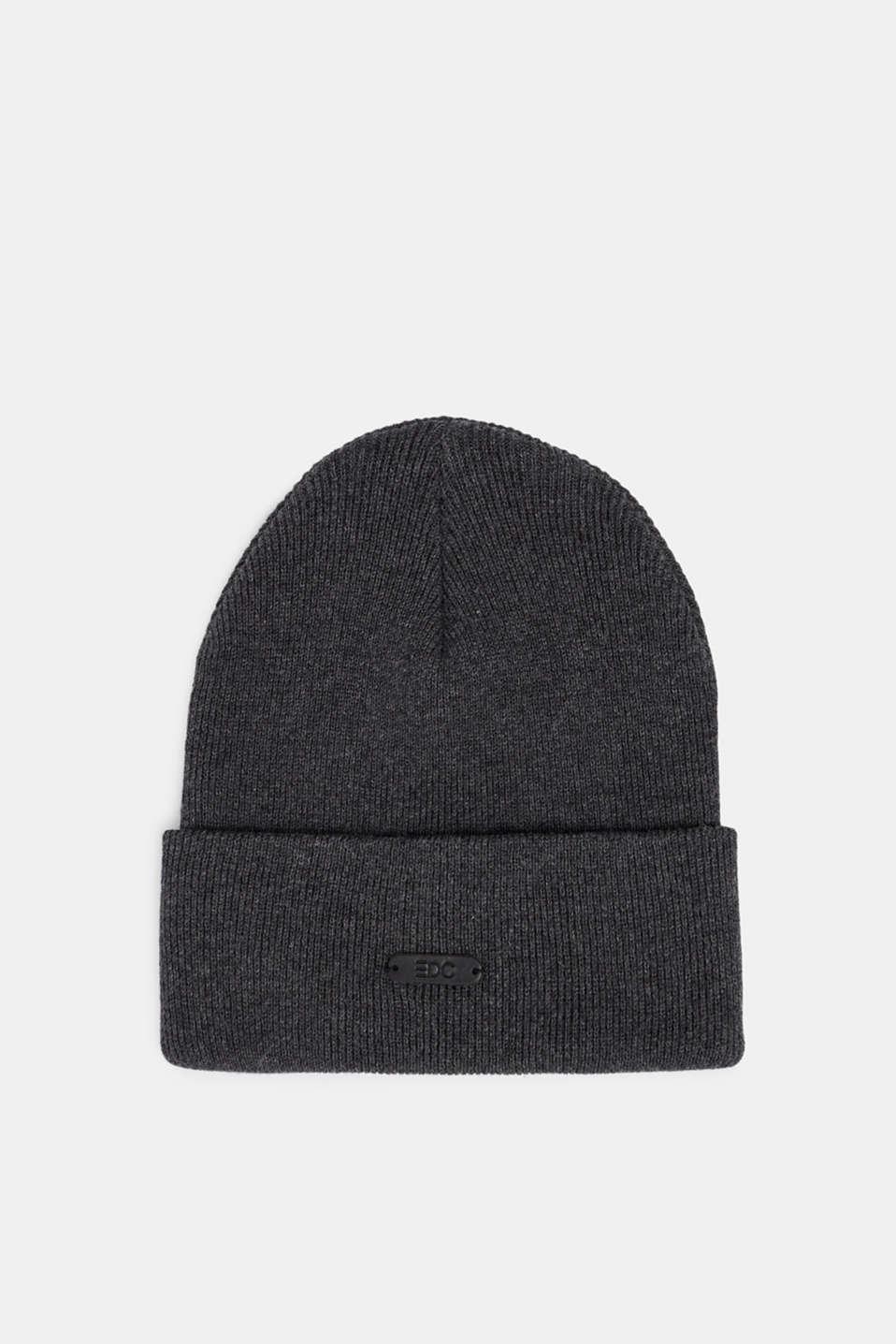 Hats/Caps, DARK GREY, detail image number 0