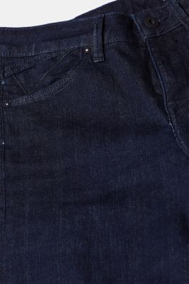 Trend wash stretch jeans, BLUE RINSE, detail