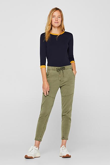 13624d9bbb4c Entdecke Damenhosen im Online Shop | ESPRIT