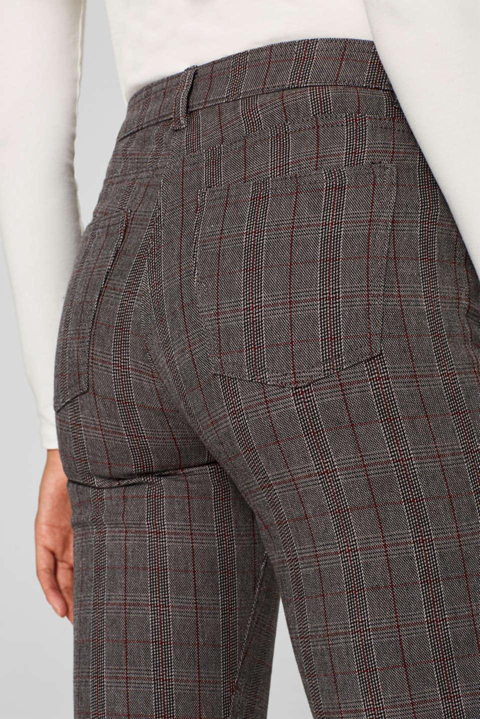 Pants woven, GUNMETAL, detail image number 2