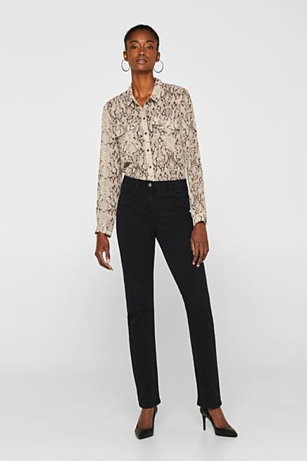 Welp Esprit broeken met rechte pijpen voor dames kopen in de online shop KN-33