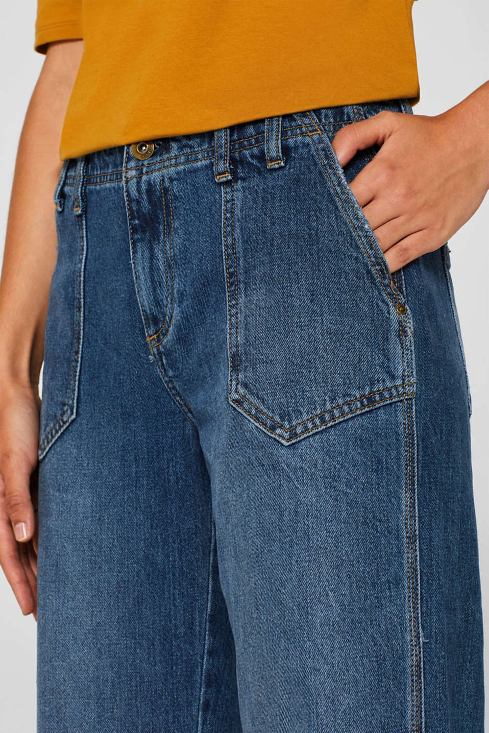 Stretch jeans with TENCEL™