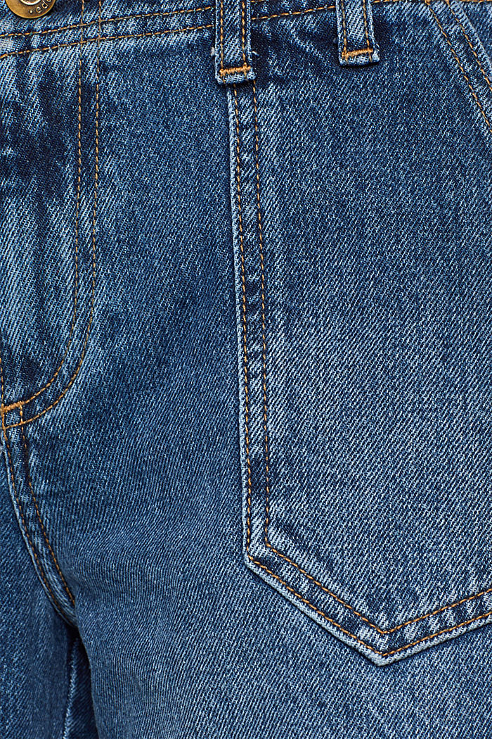 Stretch jeans with TENCEL™, BLUE MEDIUM WASHED, detail image number 4