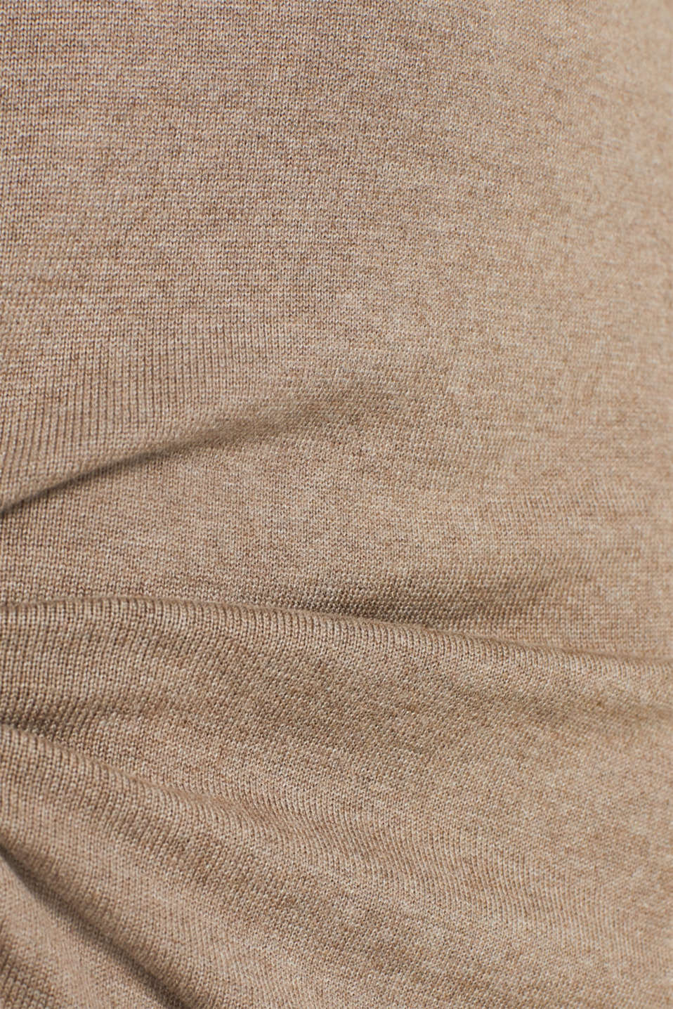 Dresses flat knitted, TAUPE 5, detail image number 5