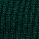 Basic knit dress with rolled edge, BOTTLE GREEN, swatch