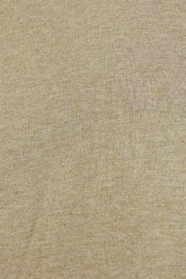 Bow detail knit dress, KHAKI GREEN 5, detail