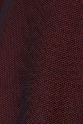Textured stretch jersey dress, NAVY, detail
