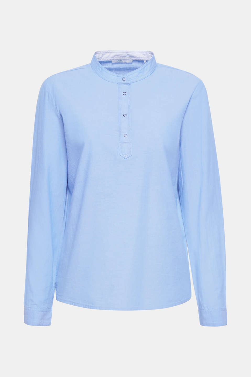 Blouses woven, LIGHT BLUE, detail image number 5