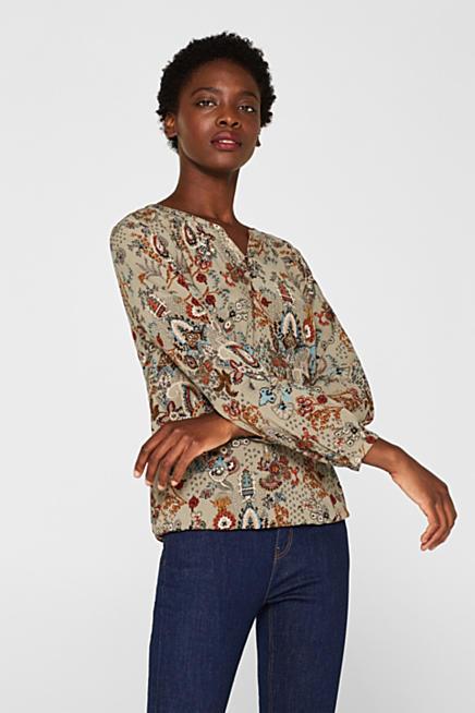 f70606b586ca Blusen & Tuniken für Damen im Online Shop entdecken | ESPRIT