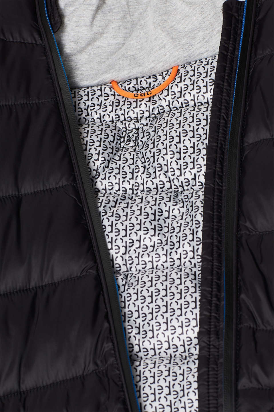 Coats woven, BLACK, detail image number 4