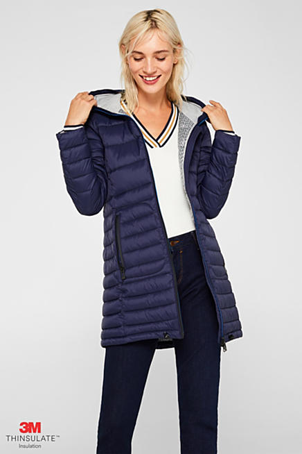 30de964ba Esprit down jackets & waistcoats for women at our Online Shop