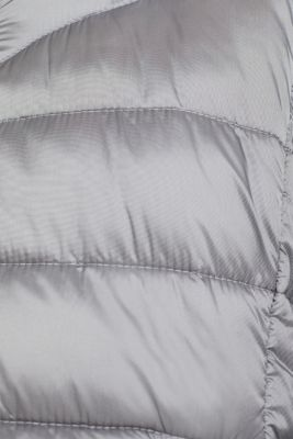 Hooded quilted jacket with 3M™ Thinsulate™ filling
