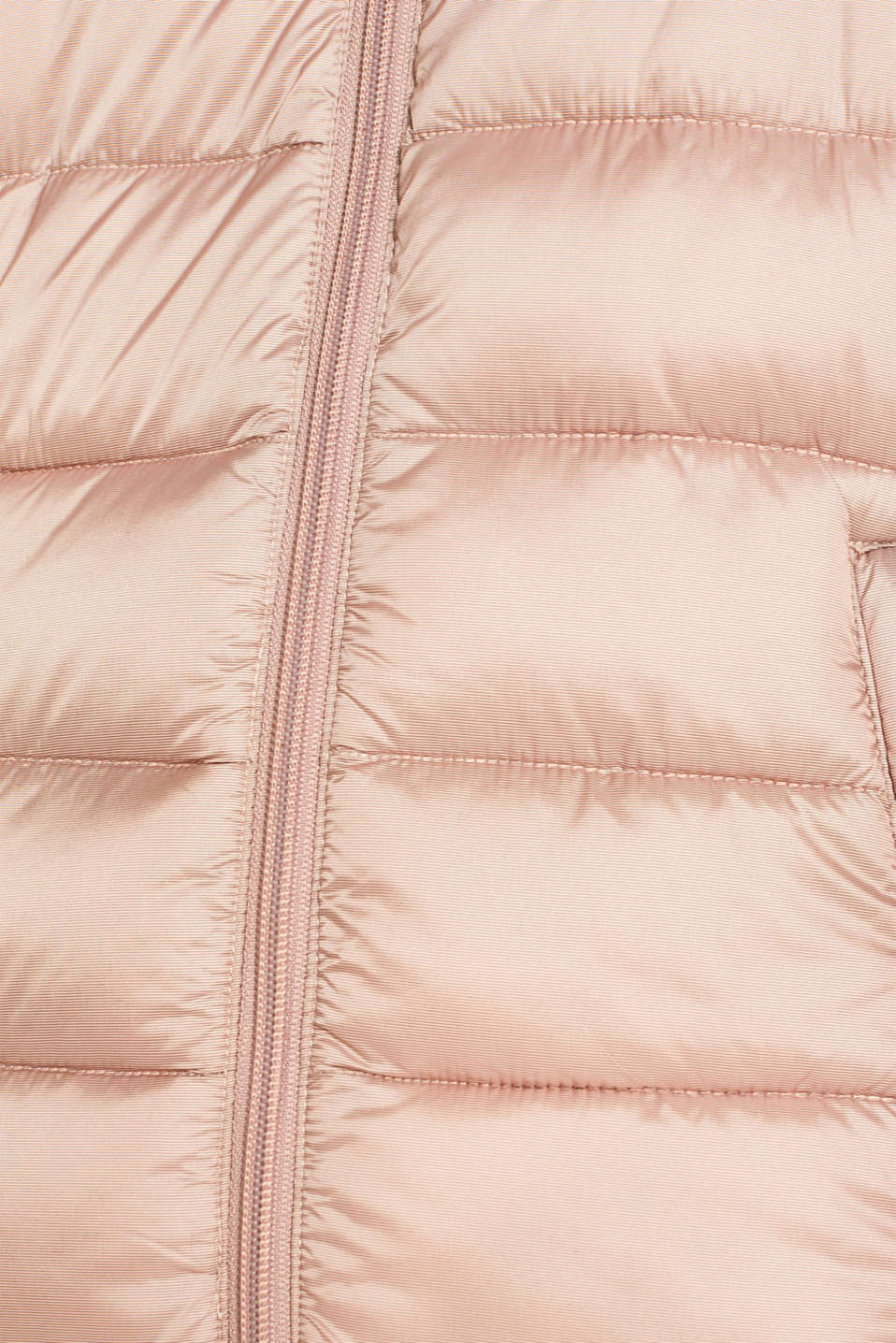 Hooded quilted jacket with 3M™ Thinsulate™ filling, OLD PINK, detail image number 4