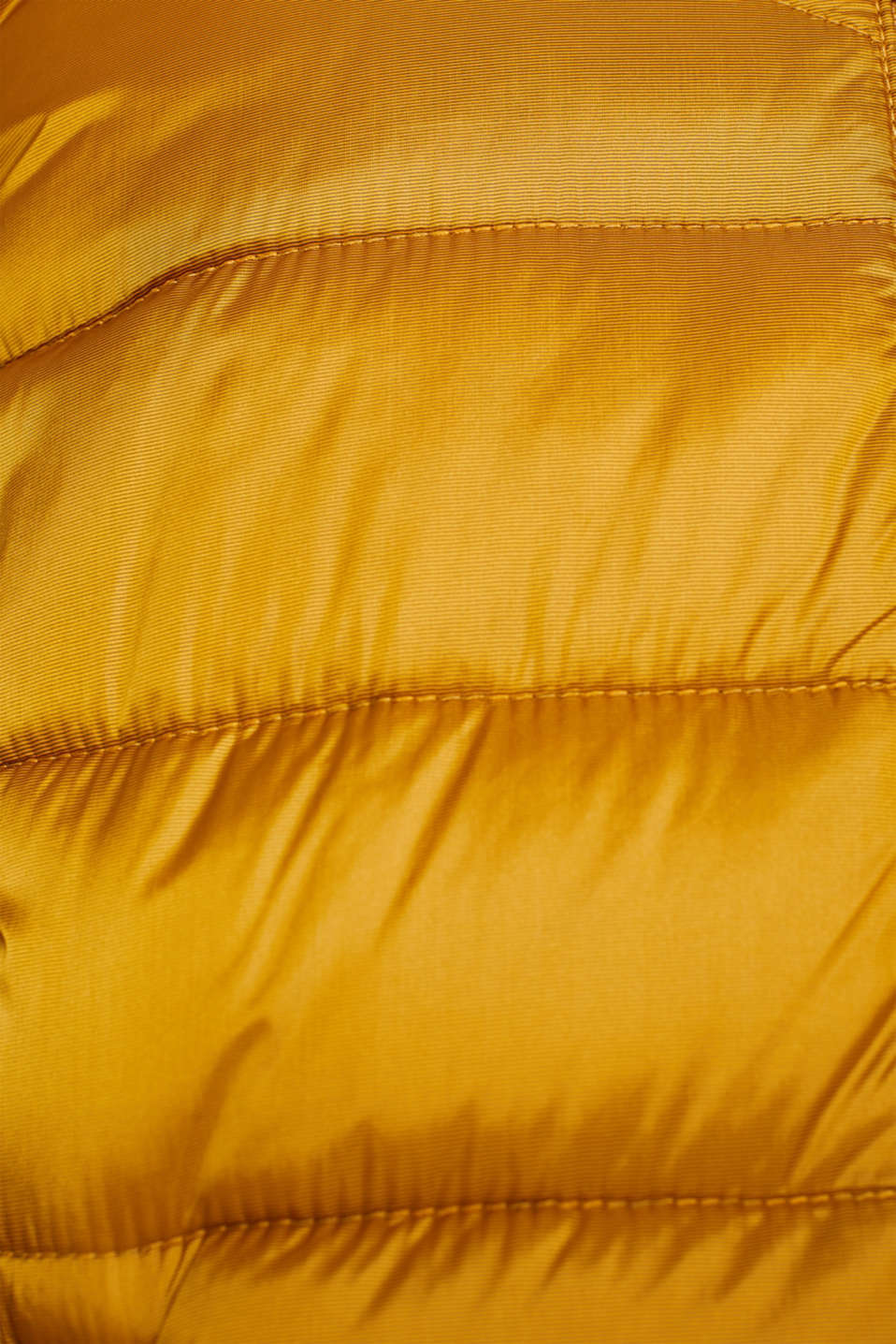 Hooded quilted jacket with 3M™ Thinsulate™ filling, AMBER YELLOW, detail image number 3