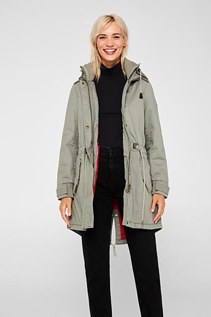 La Boutique À Acheter Sur En EspritParkas Pour Femmes Ligne 6fgb7Yy