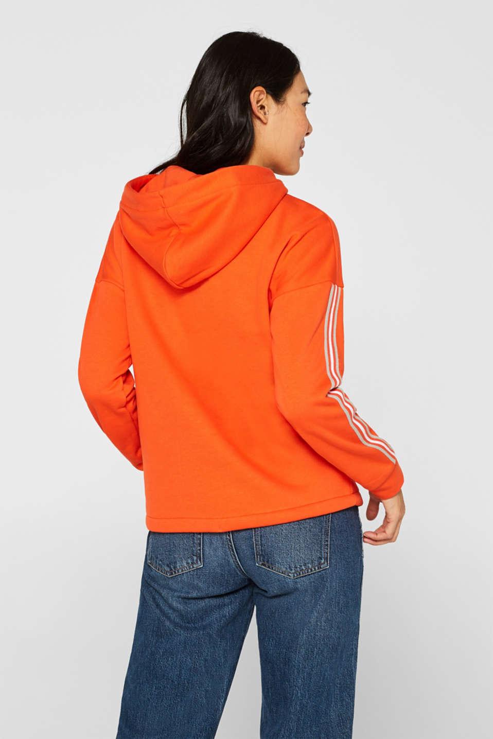 Sweatshirts, ORANGE, detail image number 3