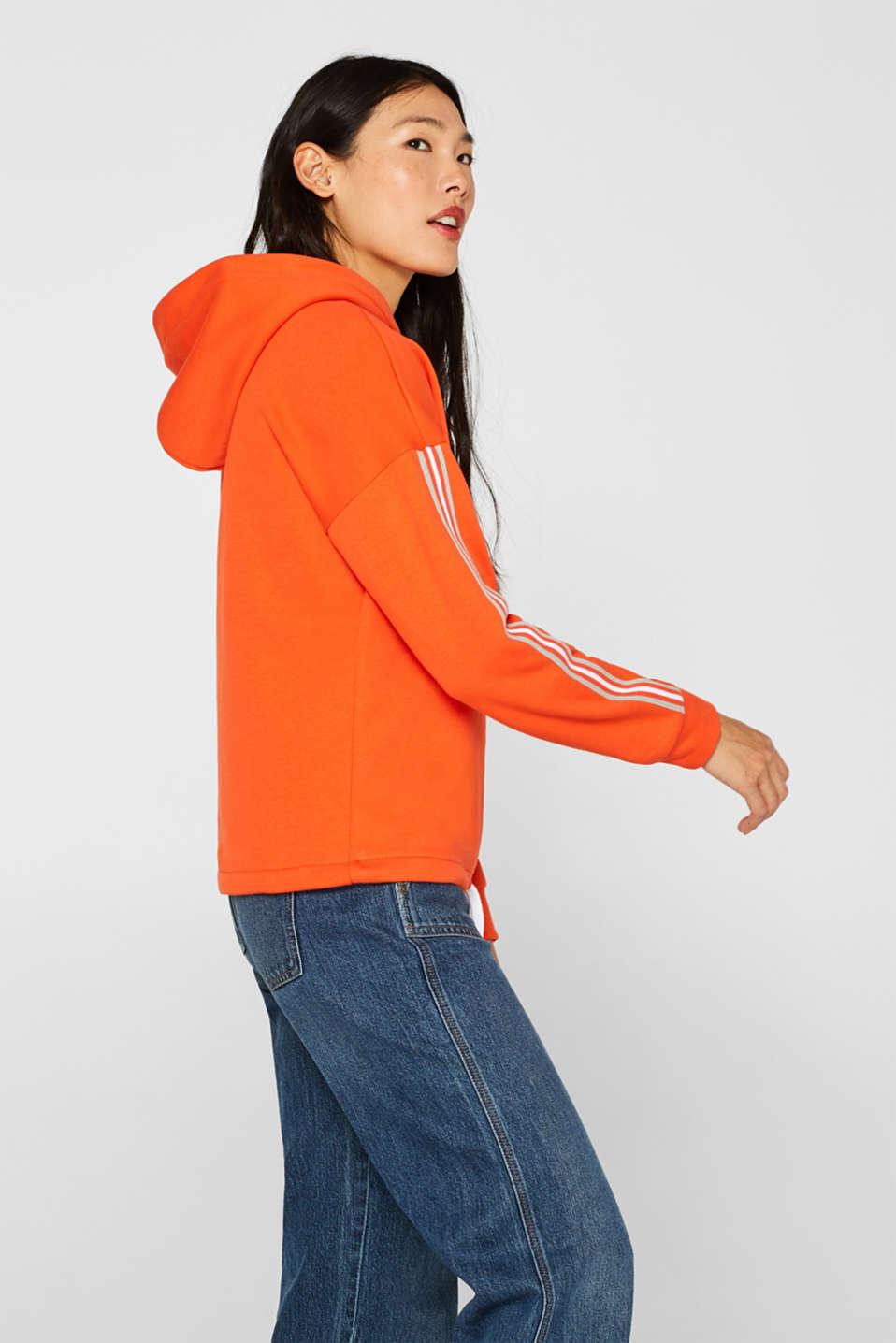 Sweatshirts, ORANGE, detail image number 5
