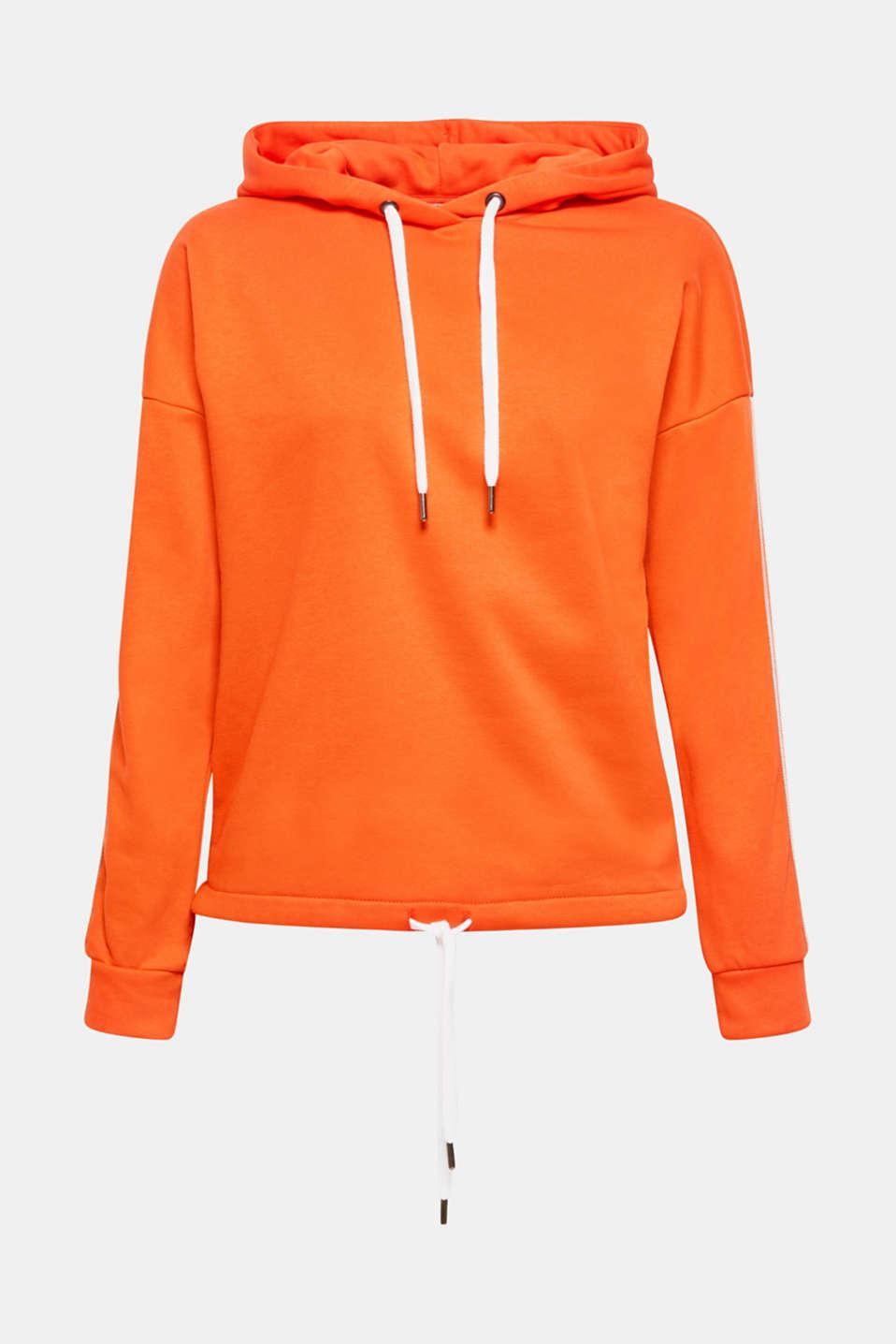 Sweatshirts, ORANGE, detail image number 7