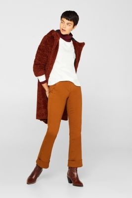 Piqué sweatshirt with print, 100% cotton, OFF WHITE, detail
